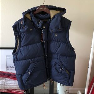 Polo Premium Vest Navy XL